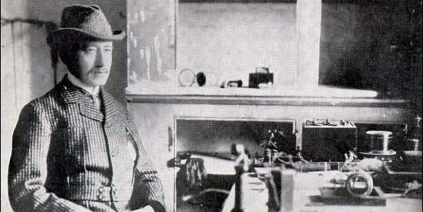 Marconi Hoped the Wireless Telegraph Would Make War 'Ridiculous,' Was Adorable