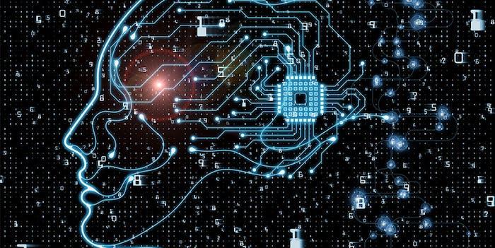 ai artificial intelligence brain