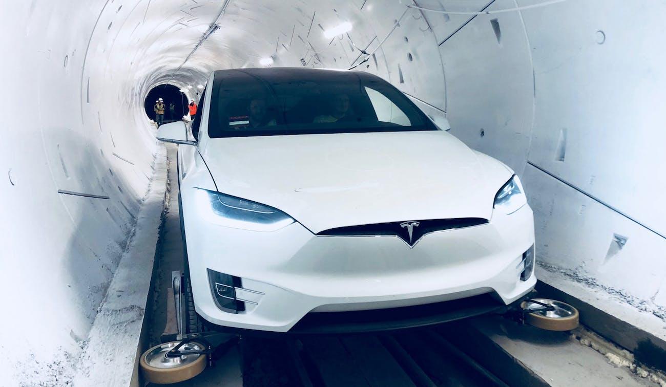 Tesla loop