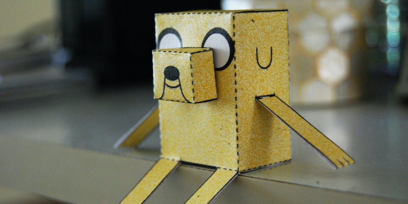 Adventure Time Scavenger Hunt