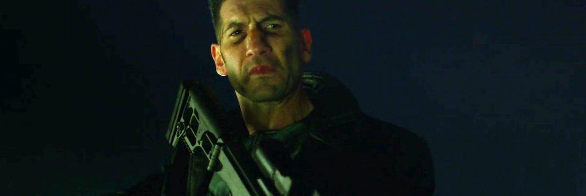 Frank Castle made his debut in Season 2 of 'Daredevil.'