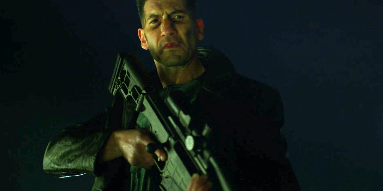 Frank Castle made his debut in Season 2 of 'Daredevil.'