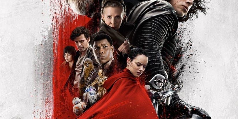 The Last Jedi poster