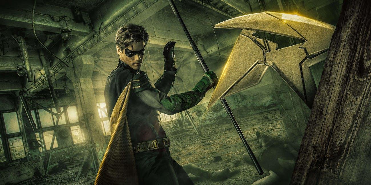 Titans Robin DC Universe