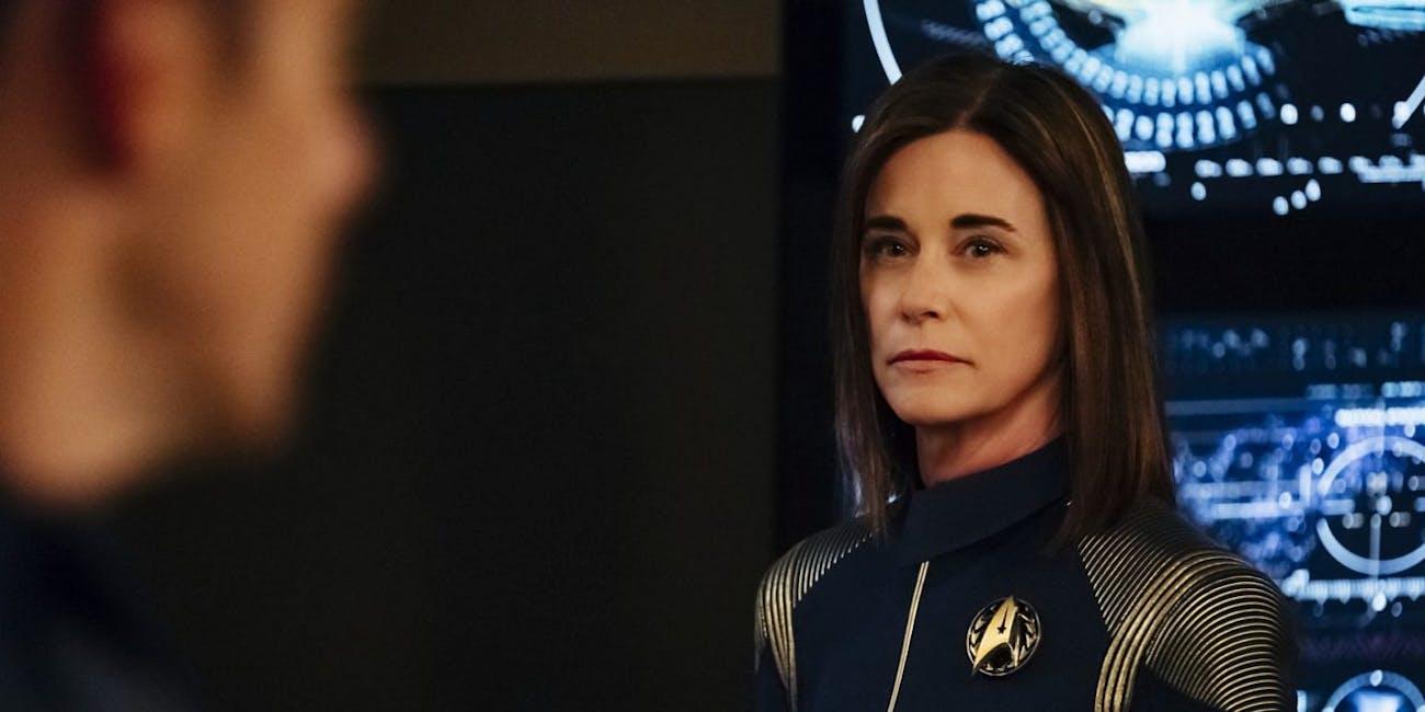Jayne Brook in Star Trek: Discovery