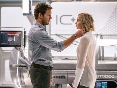 "Critics Don't Like ""Sci-Fi Stockholm Syndrome"" Story 'Passengers'"