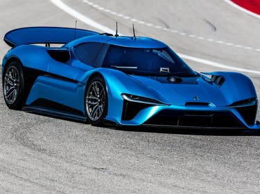 The NIO EP9's Self-Driving System Took Just 4 Months to Develop