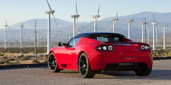 2011 Tesla Roadster 2.5S - Review