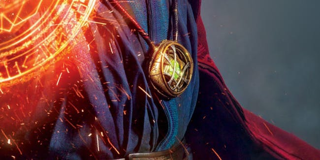 Doctor Strange Eye of Agomotto