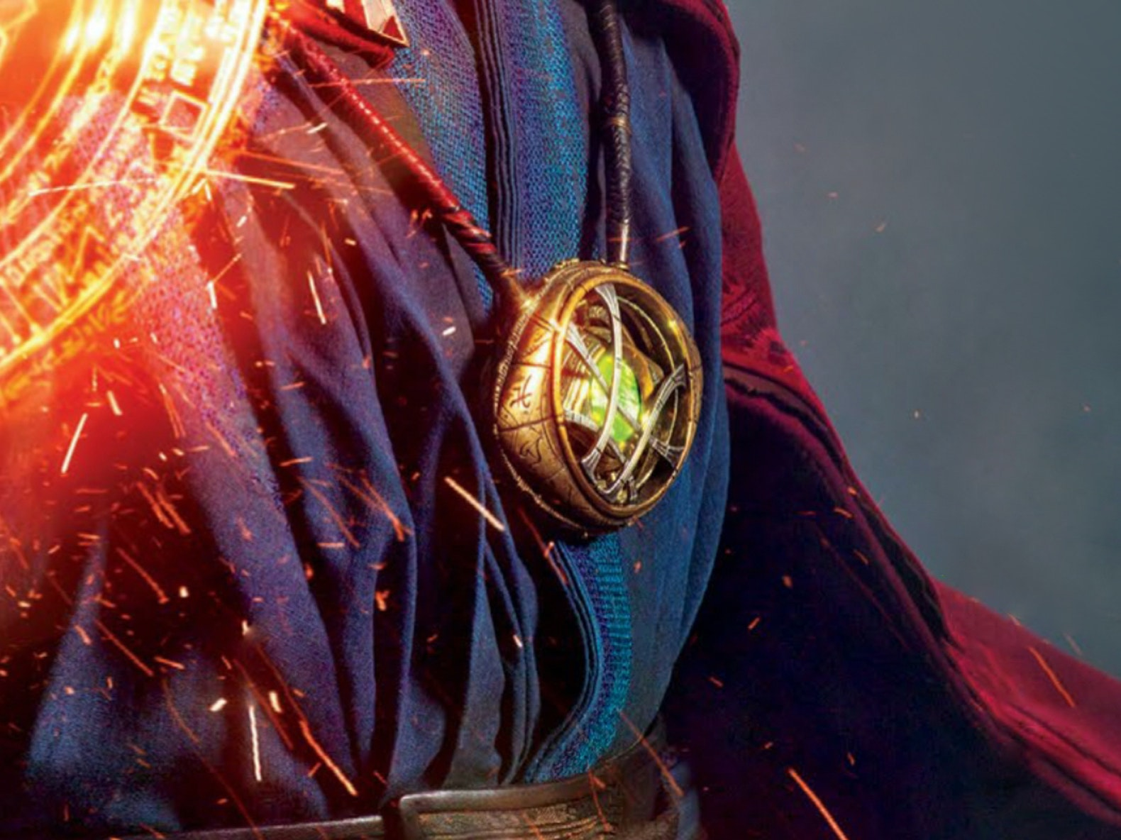 'Doctor Strange' and the Eye of Agomotto, Explained