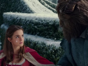 Belle Beats Stockholm Syndrome and Biology in 'Beauty and the Beast'