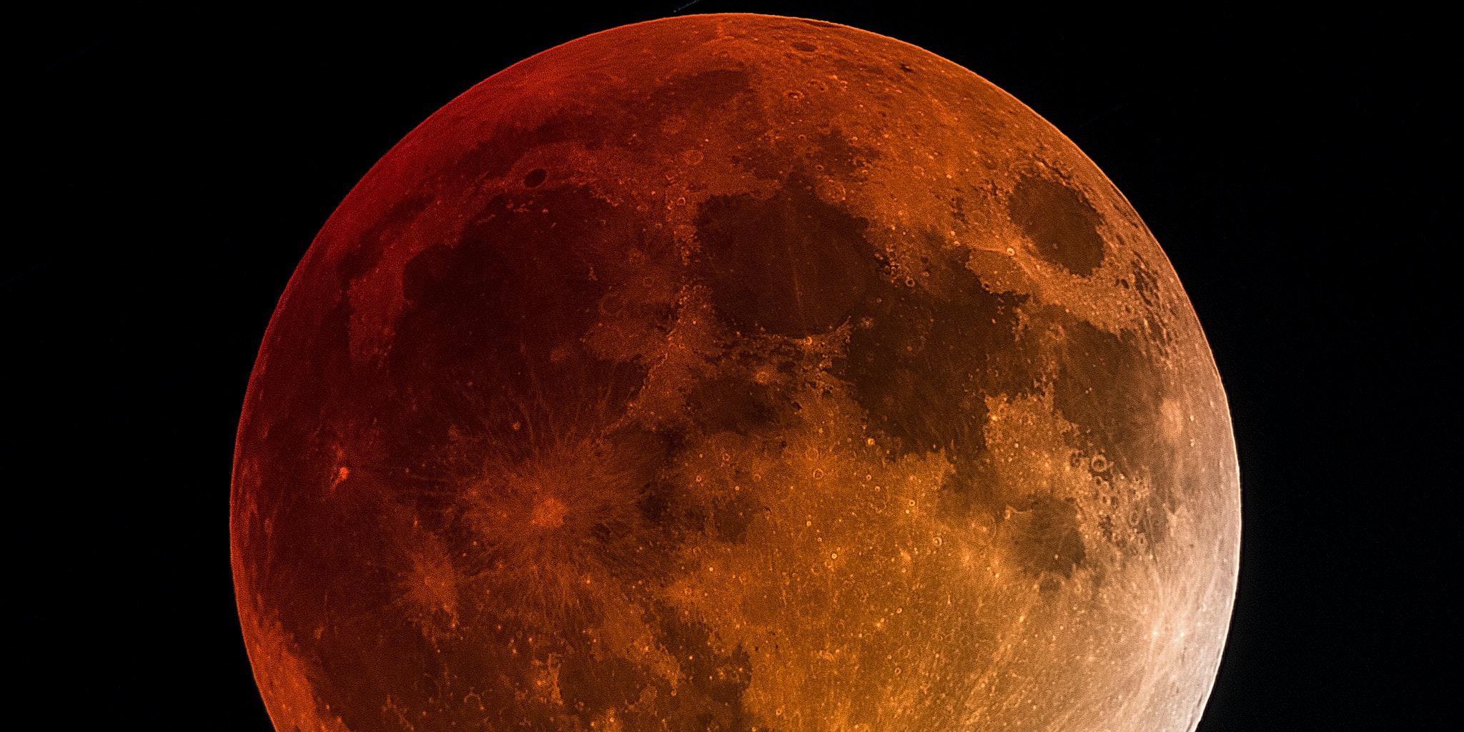 Pink Moon 2018: How to Spot Venus, Mars, Jupiter, and Saturn Tonight