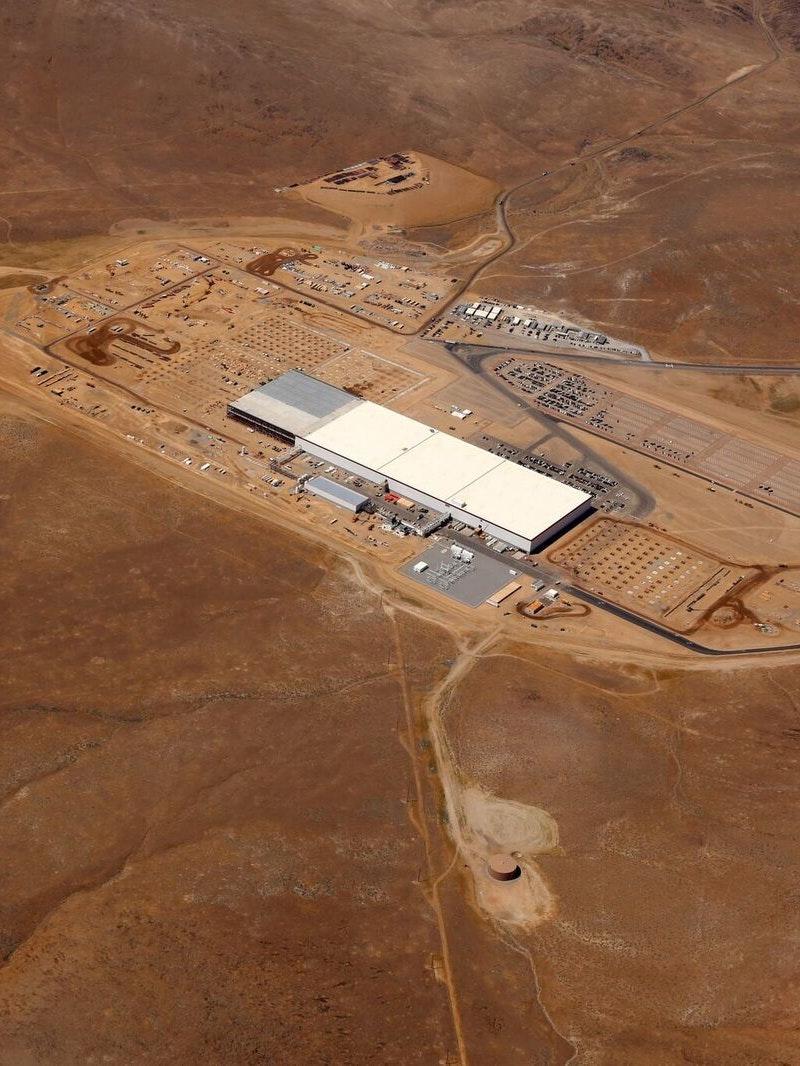 Gigafactory 1 - Grand Opening