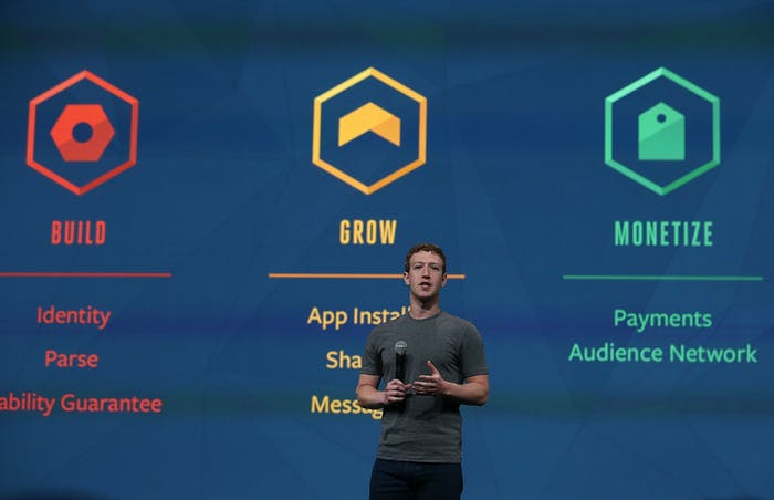 Build, grow, monetize.