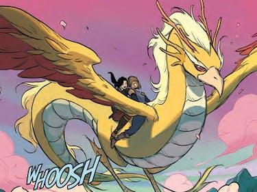 'Legend of Korra' Comic Will Finally Satisfy Rabid Shippers