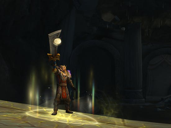 How Artifact Weapons Work in 'World of Warcraft: Legion'