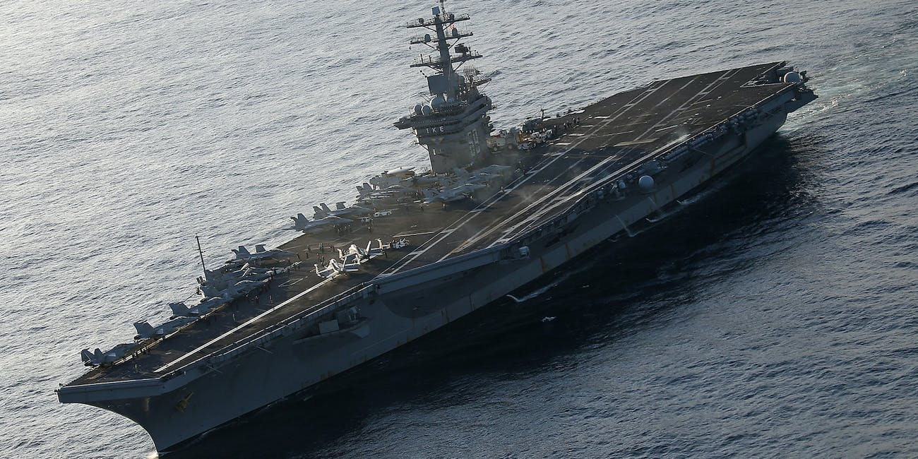China Claims It's Finally Building an Aircraft Carrier All