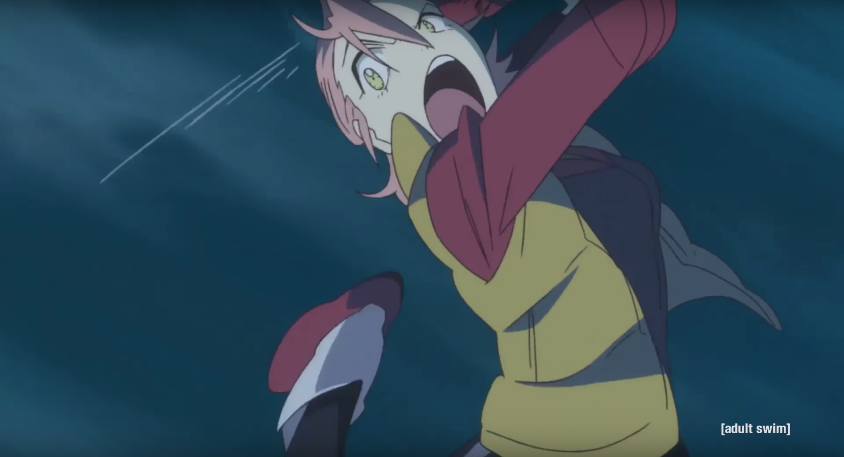 New flcl looks just as stylish and inscrutable as original anime inverse