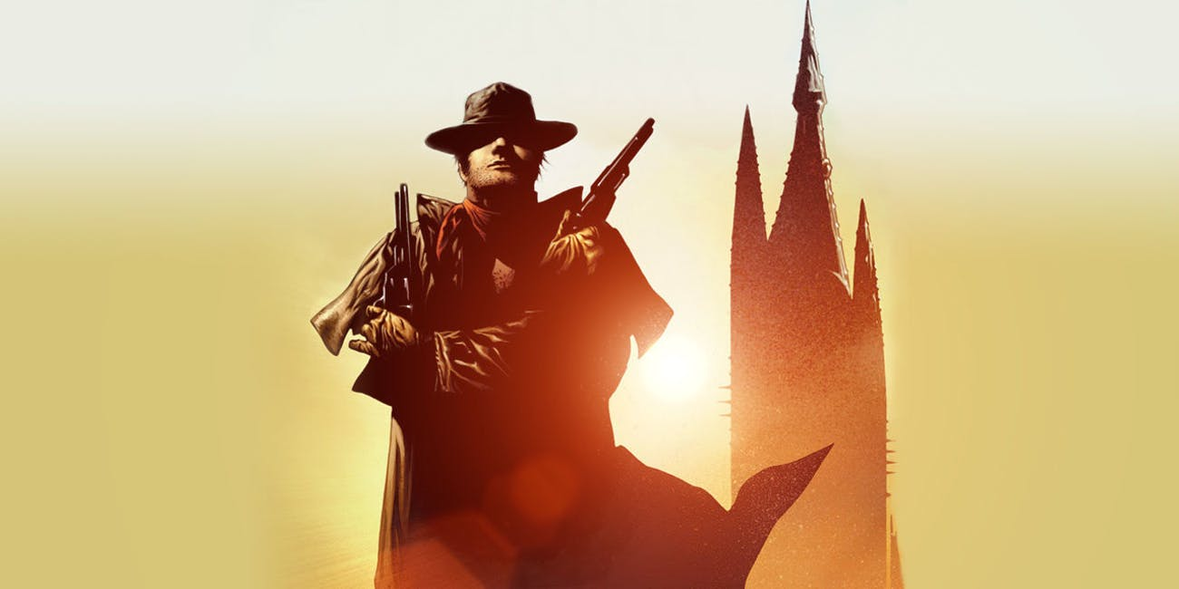 The Dark Tower isn't just a ... tower.