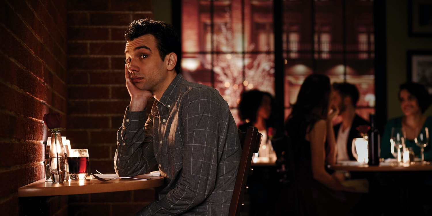 man seeking woman season 2 teaser [this is a review of man seeking woman season 2, episode 10 there will be spoilers] – it is not unusual for a young series to transition.