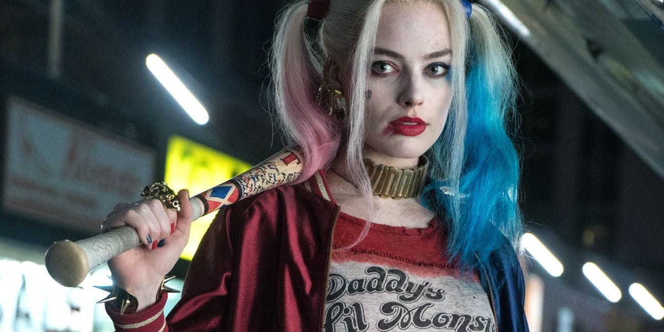 harley quinn needs friends margot robbie says of r rated birds