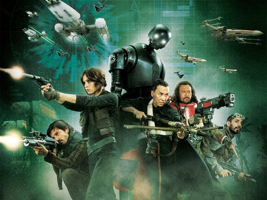 'Rogue One' Characters, Ships, and More Details Revealed in Visual Story Guide Preview