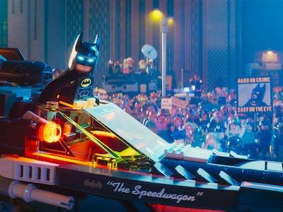 All the Deep Cut Easter Eggs in 'The Lego Batman Movie'