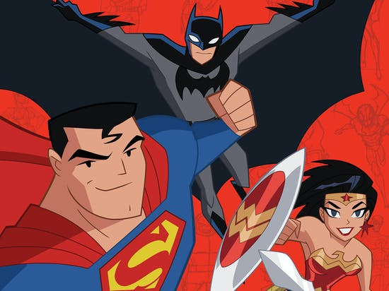 'Justice League Action' on Cartoon Network Will Mark Return of Kevin Conroy