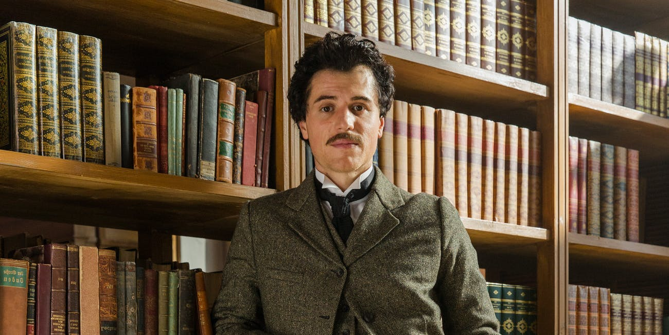 Genius' Struggles to Depict Albert Einstein's Genius   Inverse