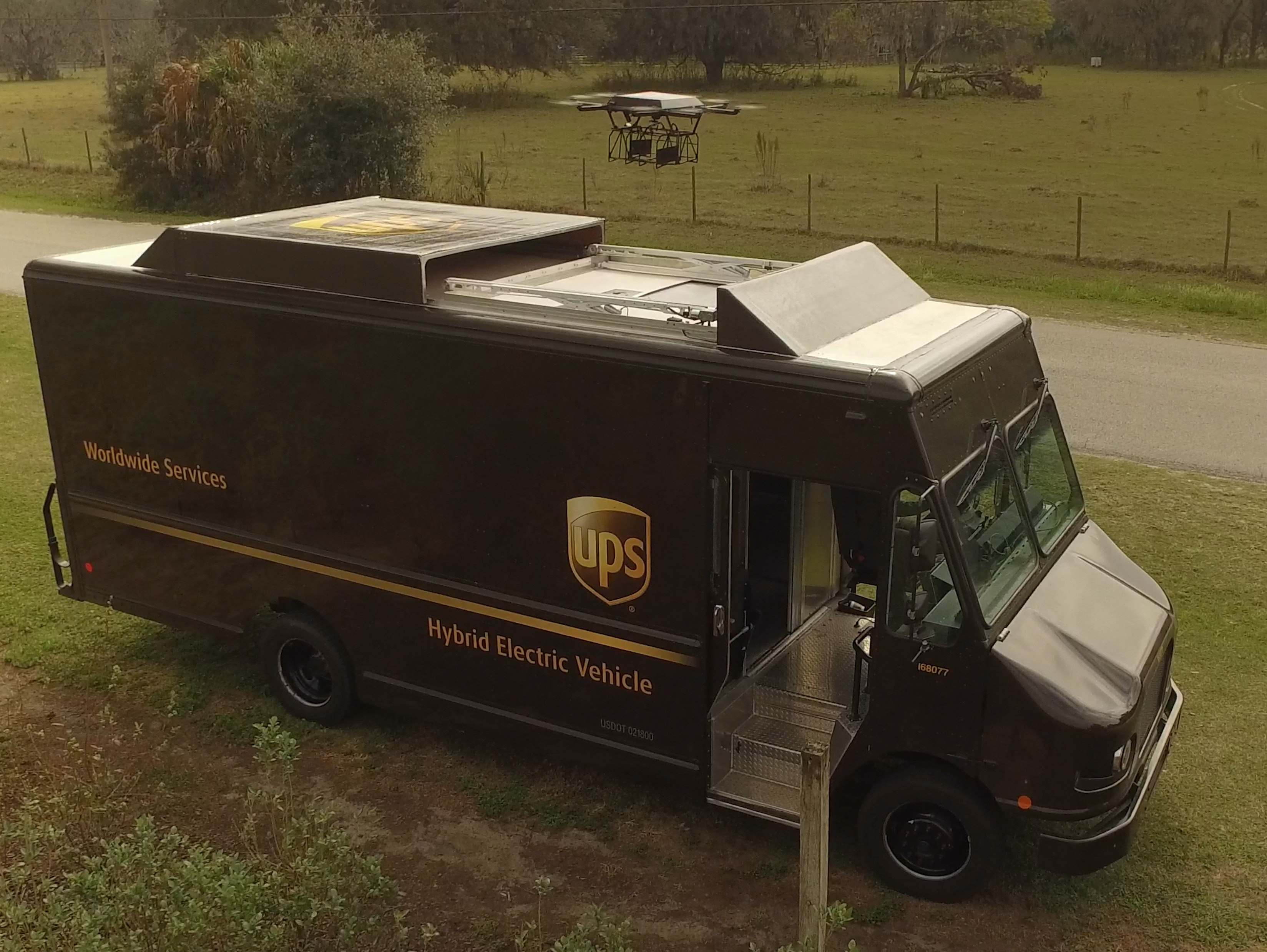 UPS is Still Working Out the Bugs in Its Drone Delivery System
