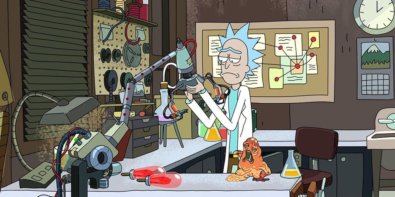 'Rick and Morty' Suicide
