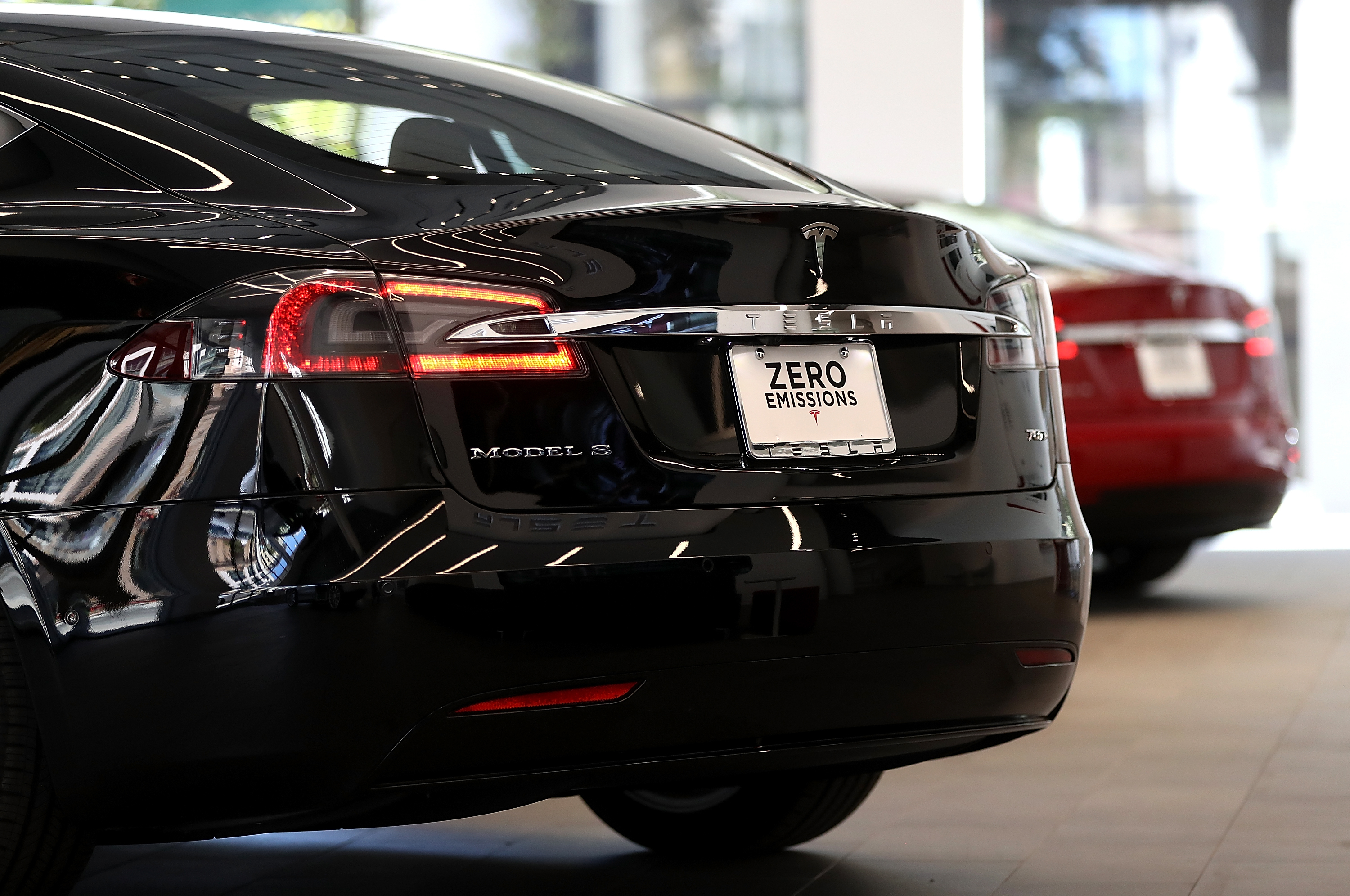 The Tesla Model S has found success in China.