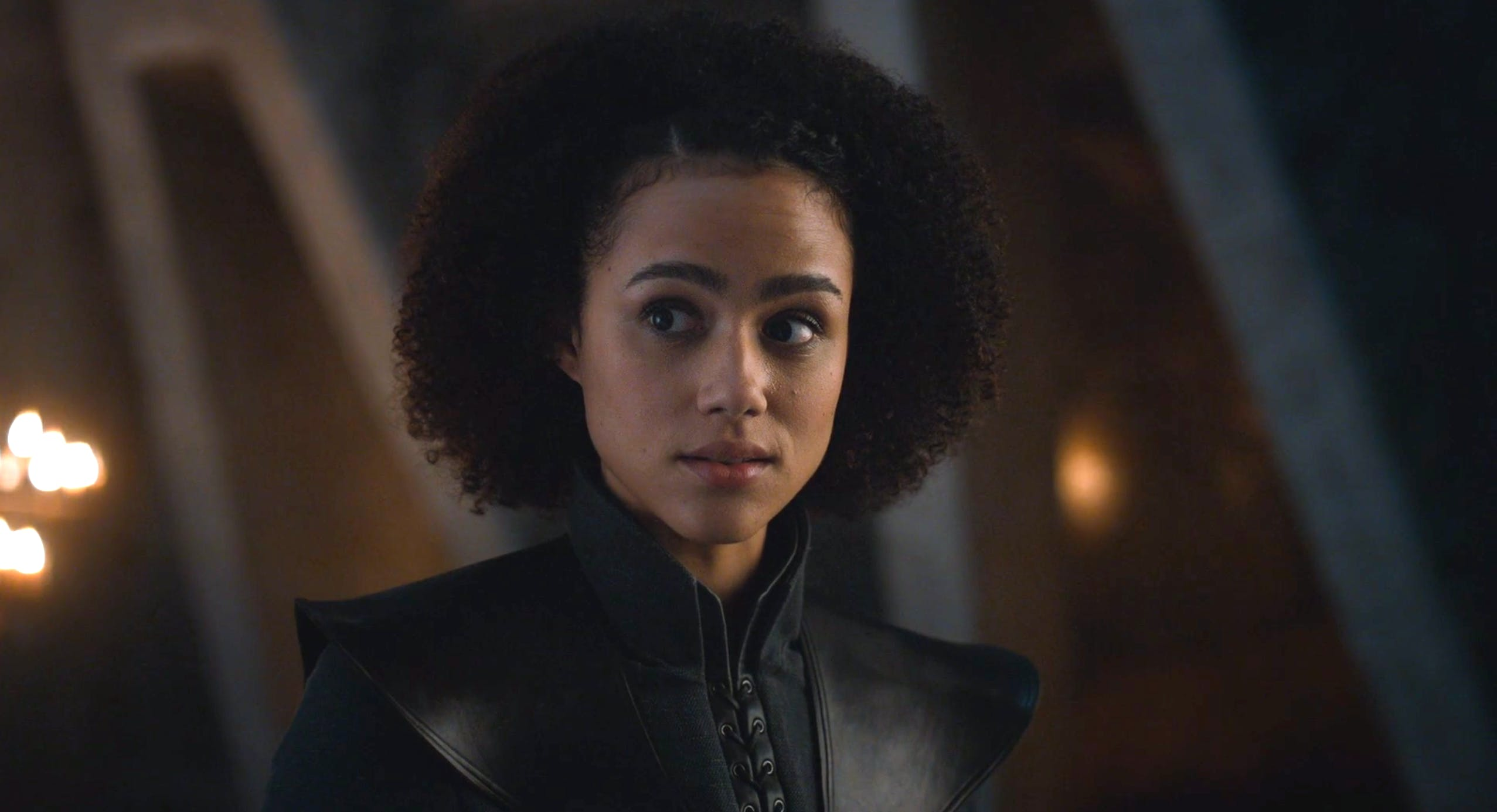 Game of Thrones character Missandei.