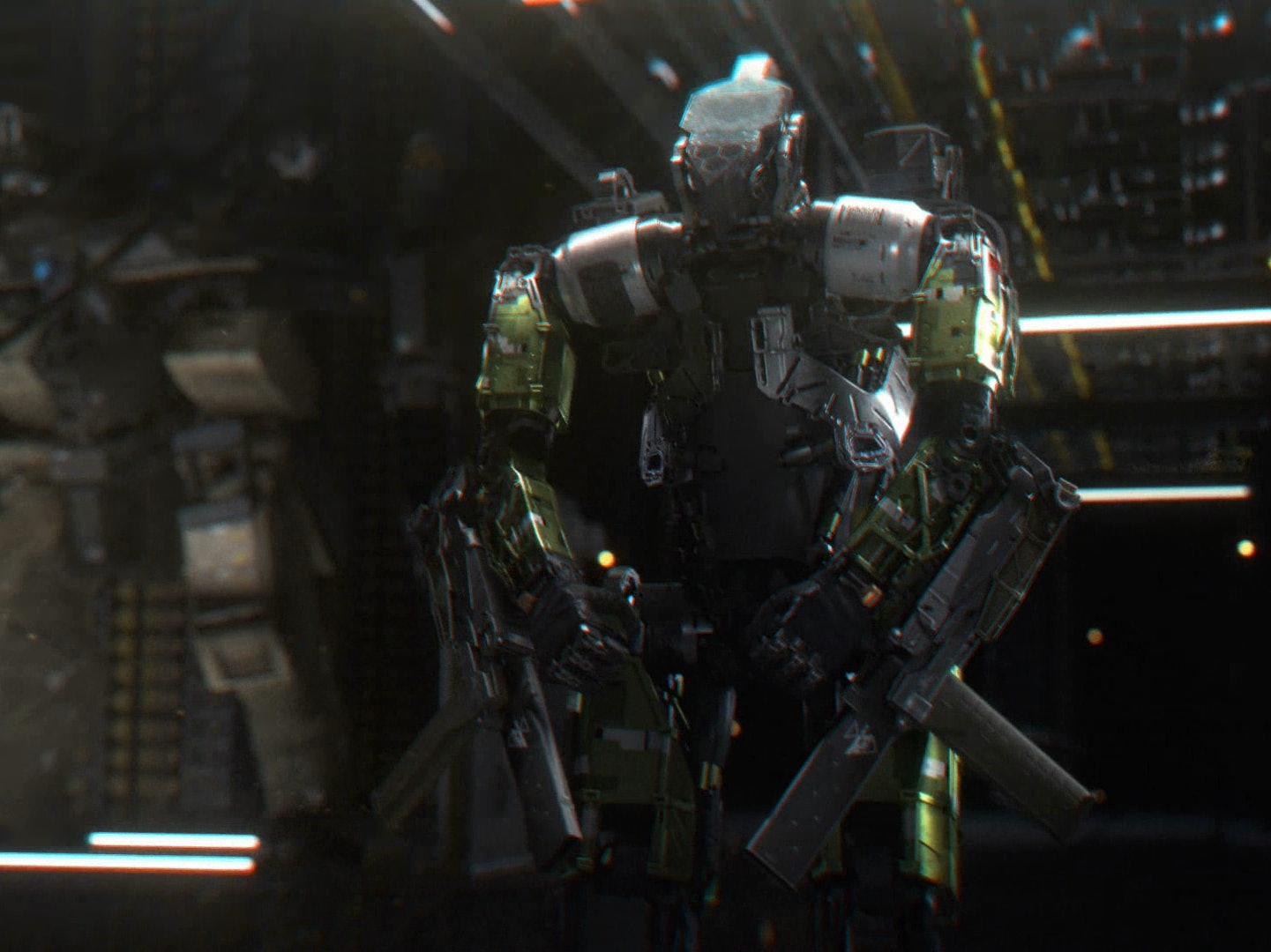 How to Pick a Combat Rig in 'Call of Duty: Infinite Warfare'