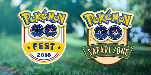 Pokemon GO Summer Fest 2018