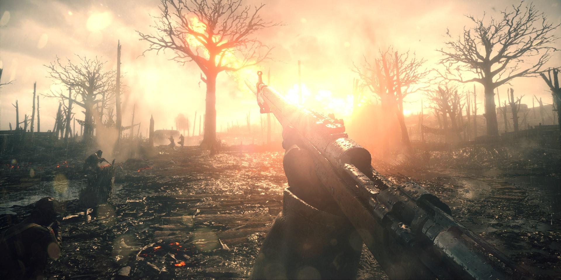 How Weapon Customization Works in 'Battlefield 1'