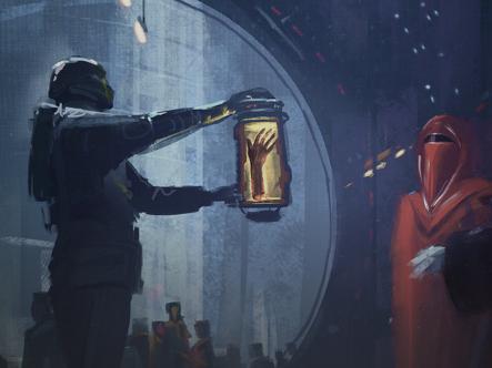 The Empire Made Evil Clones from Luke Skywalker's Severed Hand