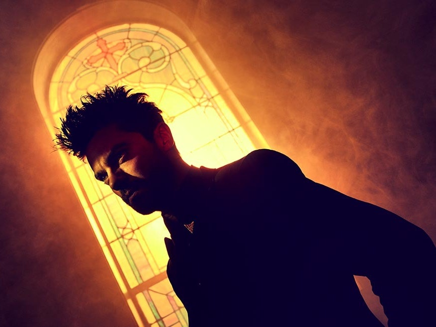 'Preacher' Should Learn How To Fill Silence From 'Mr. Robot'