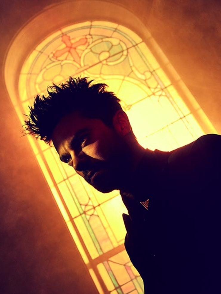 Dominic Cooper in 'Preacher'