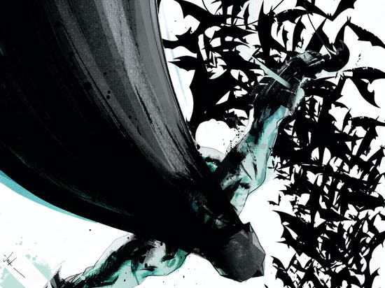 'Batman #44' and Comic Books Serving Social Justice