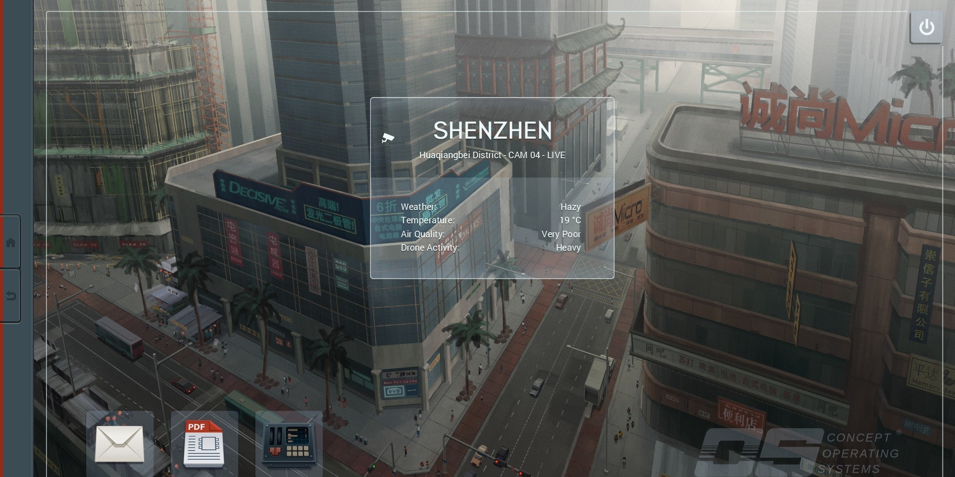 Welcome to Shenzhen, your work away from work.