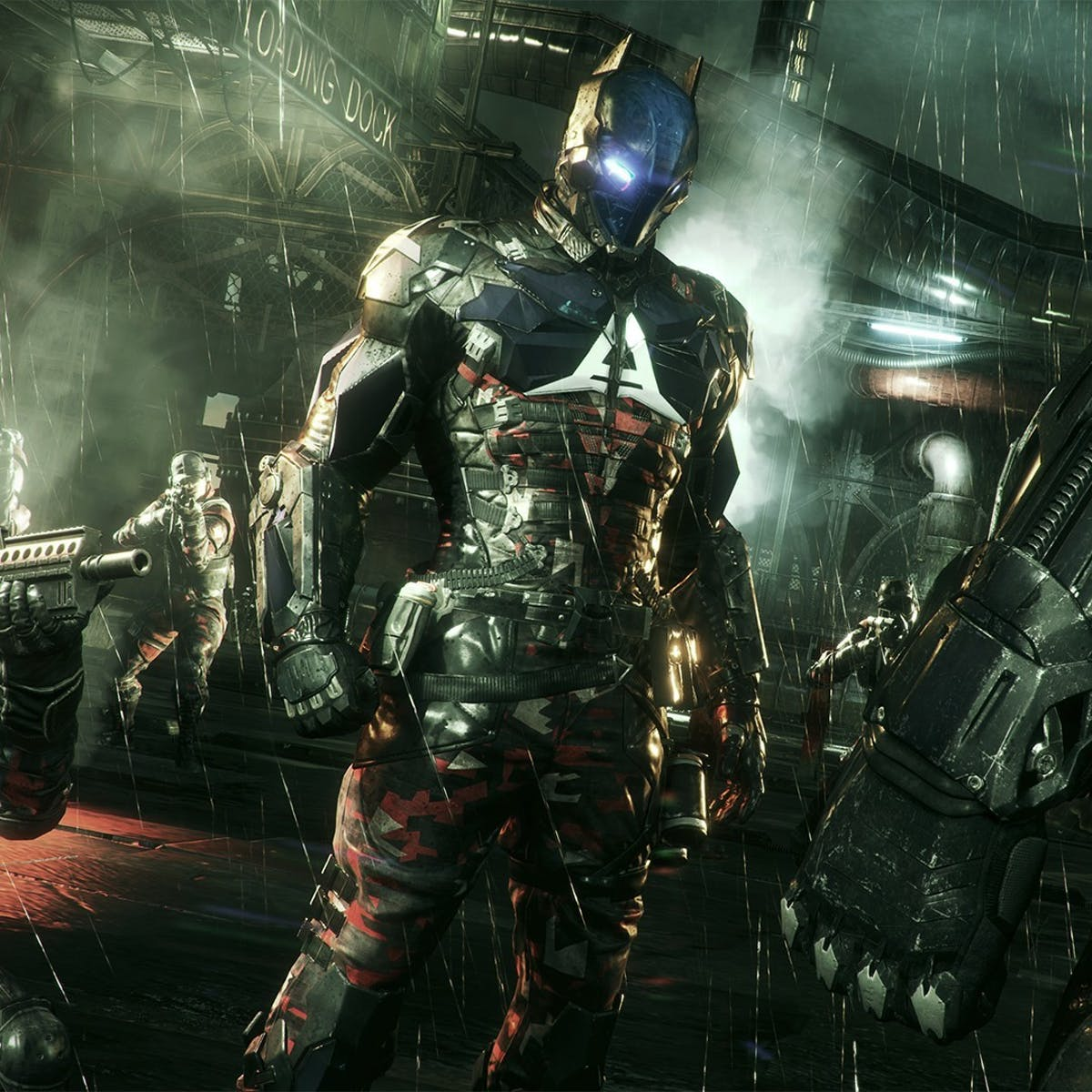 Batman: Arkham Knight''s Identity Reveal is Still Lame as