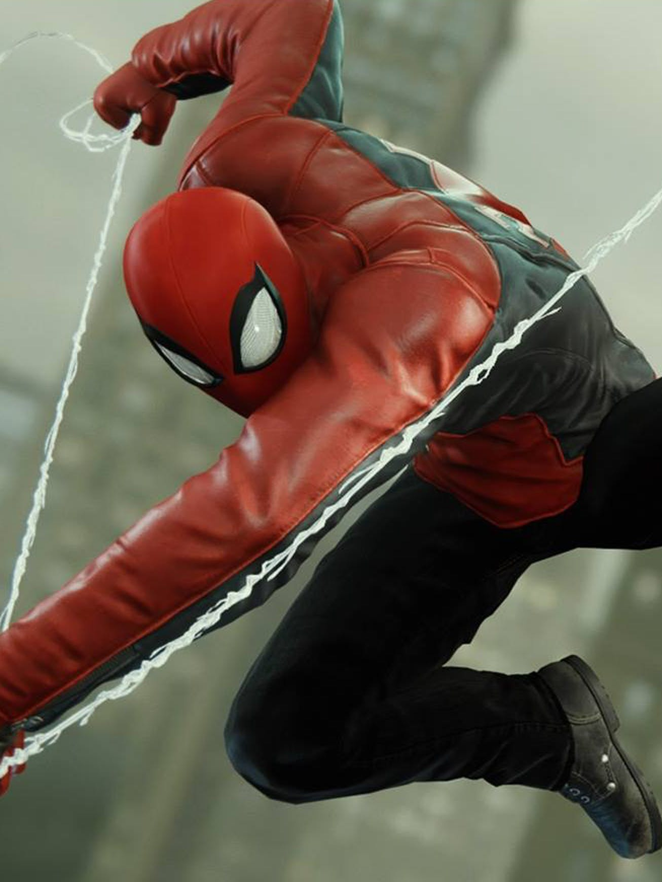spider-man ps4 last stand