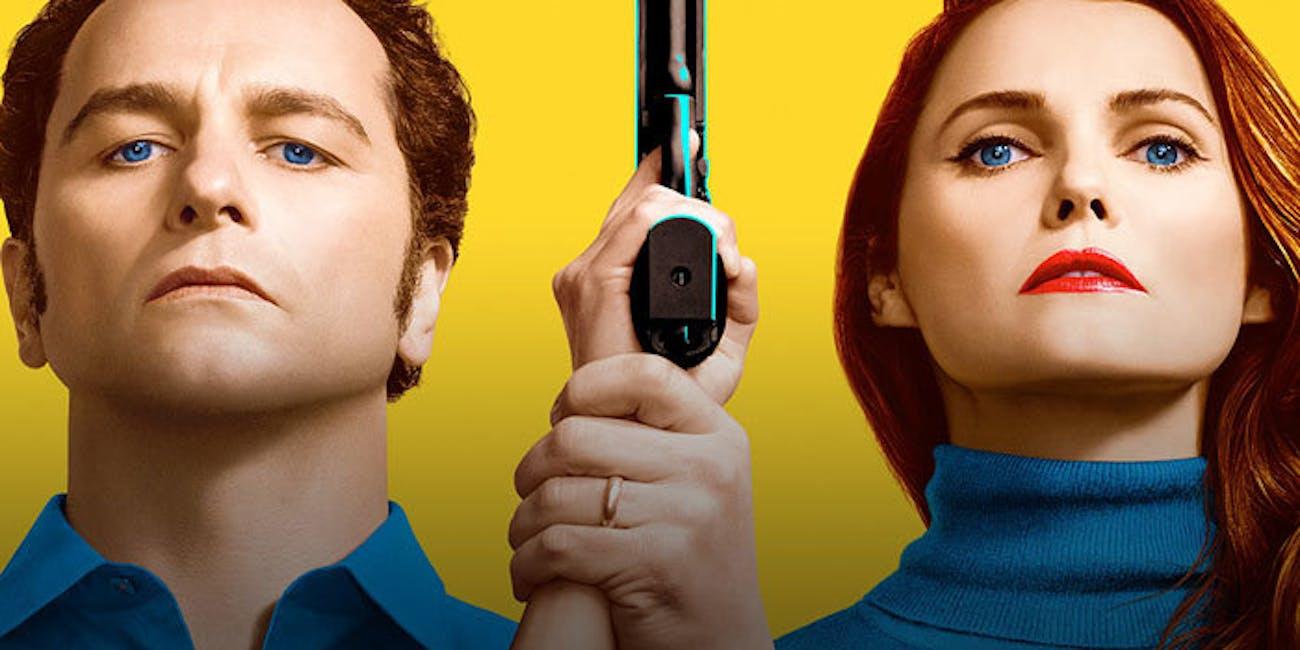 Matthew Rhys and Keri Russel in 'The Americans' Season 5