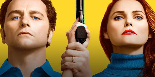 Matthew Rhys and Keri Russel in 'The Americans' Season 5