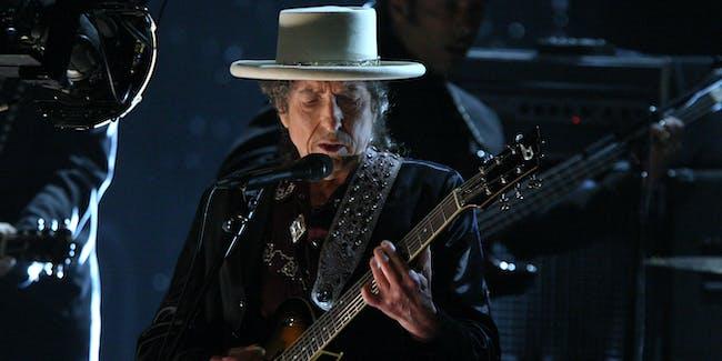 Bob Dylan Nobel Prize Speech