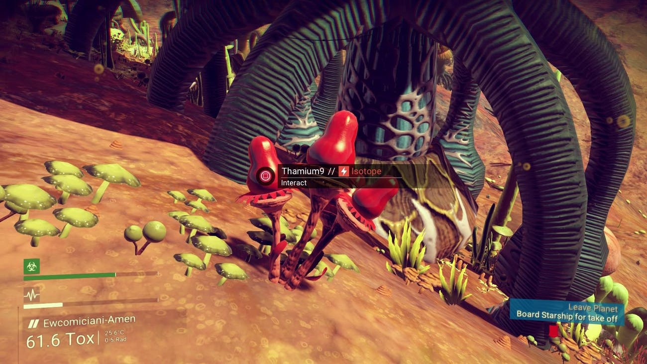 How to Fix and Use the Scanner in 'No Man's Sky' | Inverse