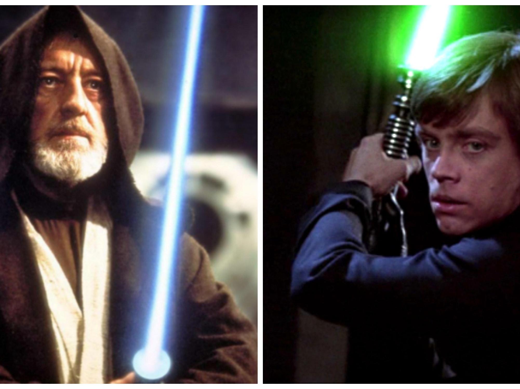 Luke Skywalker's Lightsaber in 'Jedi' Belonged to Obi-Wan