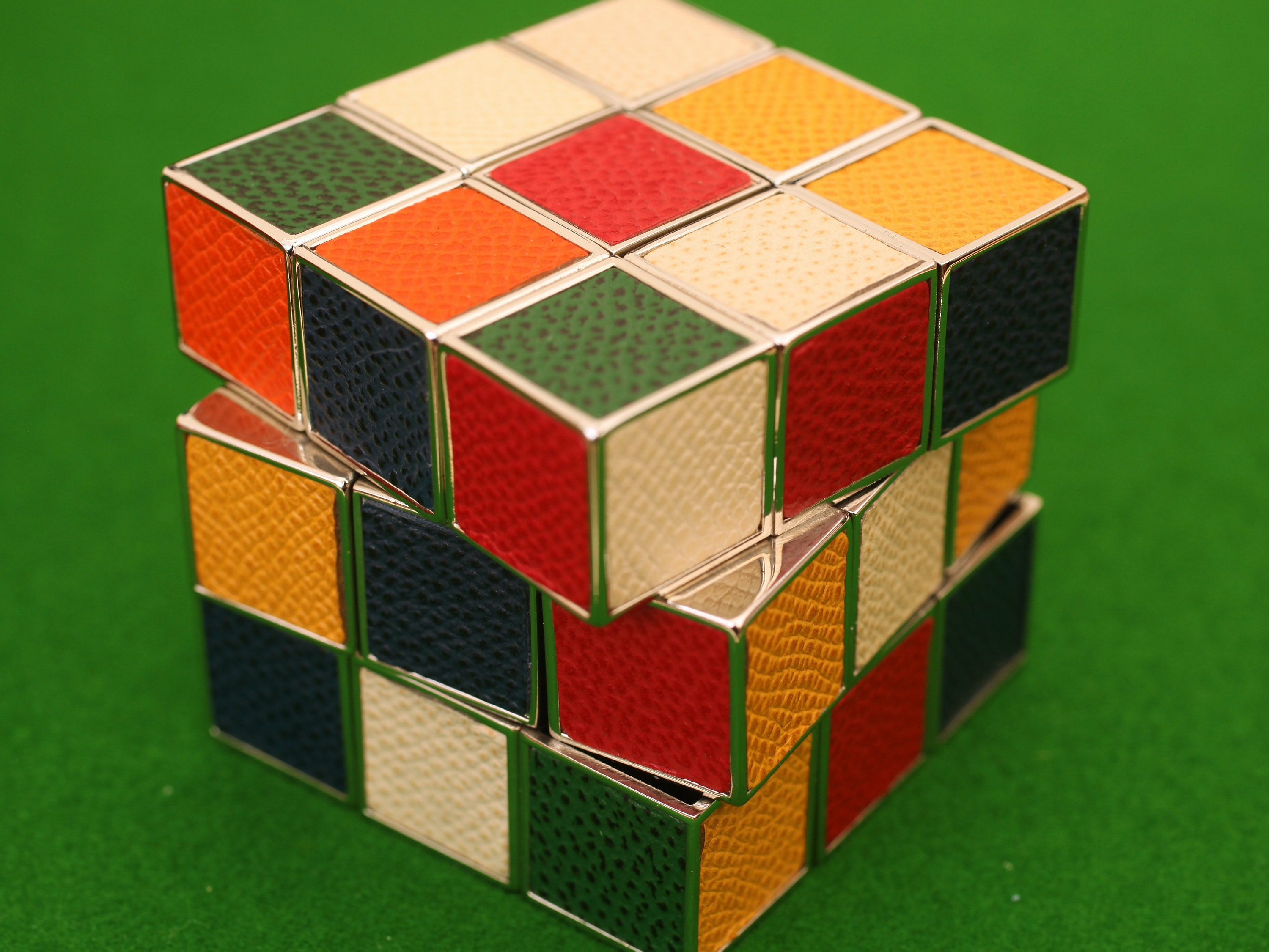 Adam Cheyer, the man behind Siri and Viv, started programming because of the Rubik's Cube.