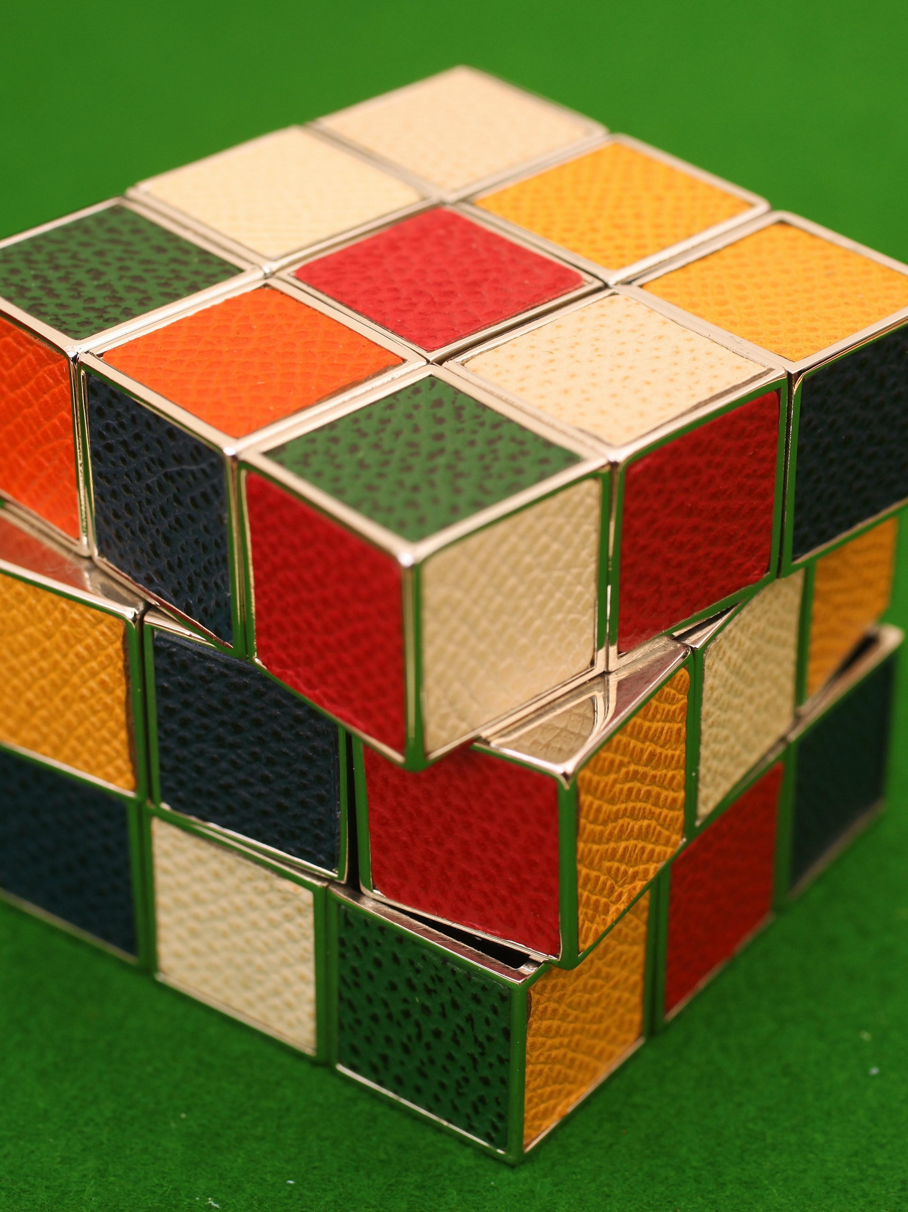 Adam Cheyer, the man behind Siri and Viv, started programming because of the Rubik's Cube.